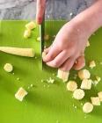 Children Chopping